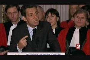 Sarkozy s'épanouit en président autoritaire