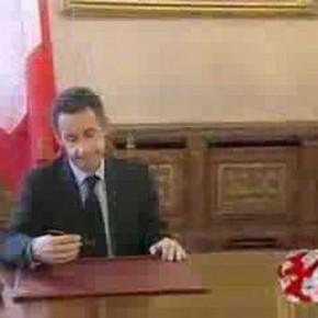 Sarkozy collectionne les cadeaux bling-bling
