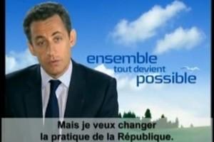 Quand Sarkozy alignait 20 mensonges en 1 minute