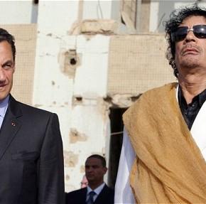 Sarkozy_Kadhafi