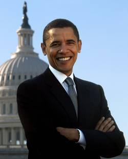 Barack Obama est le candidat démocrate