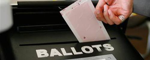 Un français vote pour le président U.S.