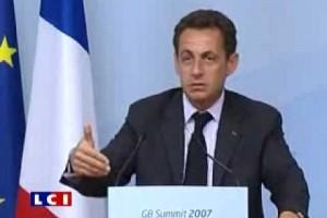 Sarkozy se drogue t'il ?