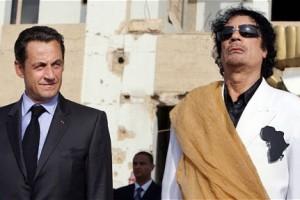 La France ouvre l'offensive en Libye… sous commandement Américain